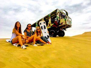Tour aventura en Ica